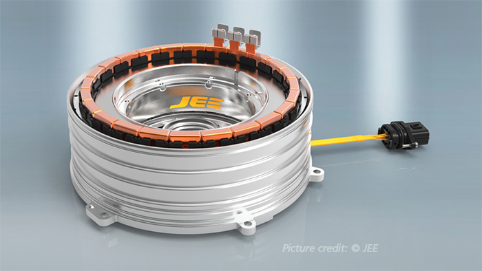JEE: High Voltage, Low Risk